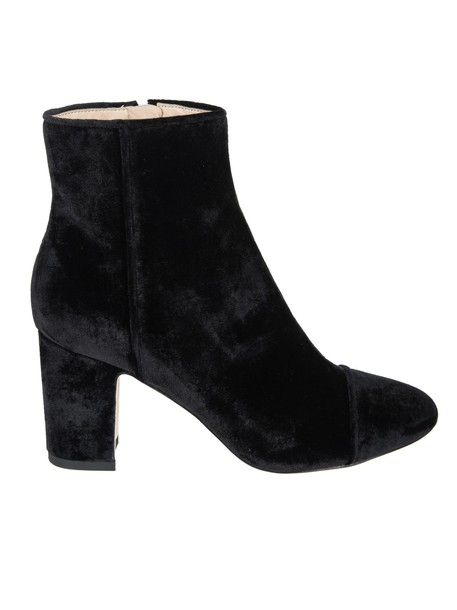 Polly Plume boots ankle boots black shoes