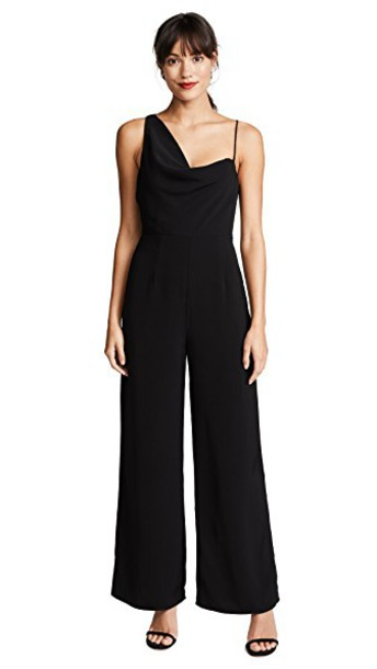 Keepsake jumpsuit black