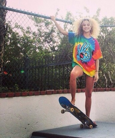 t-shirt tie dye shirt tshirt emoji skater skateboard no pants soft grunge tyler the creator golf wang