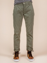 Green Fiona Pants by Siwy - ShopKitson.com