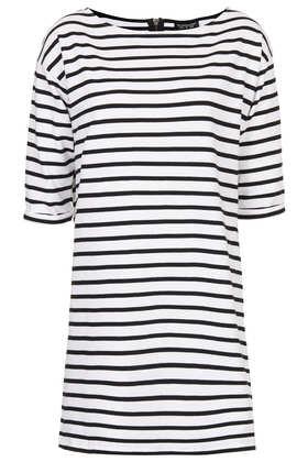 Stripe Tunic - Topshop