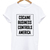 cocaine business controls america tshirt