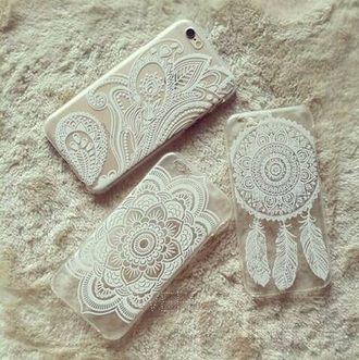 phone cover dreamcatcher