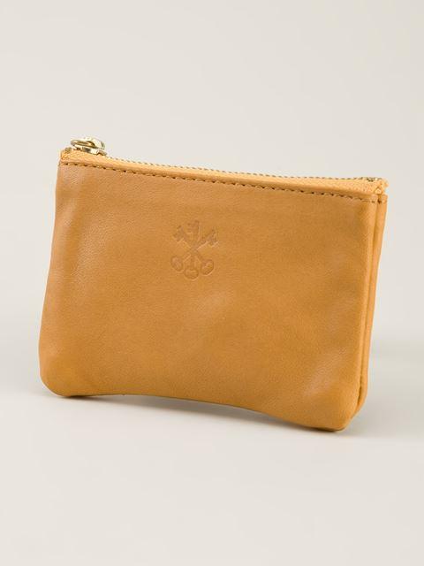 Arts & science zip pouch wallet