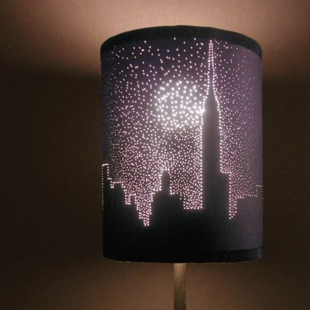 home accessory lamp