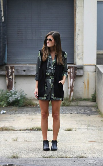jacket to be bright blogger print