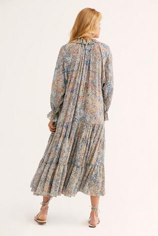 Feeling Groovy Maxi Dress