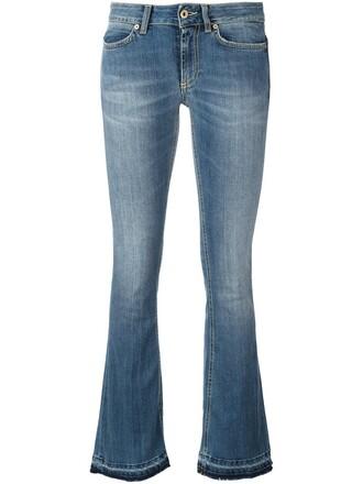 jeans neon women spandex cotton blue