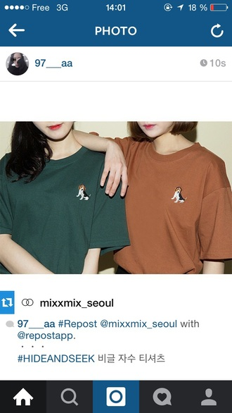 shirt t-shirt dog teeshirt