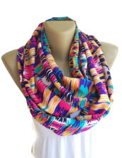 scarf,colorful scarf,595827,fashion,shawl,infinity scarf,women scarfs,2014 scarfs,summer,silk,silk scarf,viscose scarf,eternity scarf,pink,purple scarf,blue scarves,multicolor,girly,african designs,african american,abstract