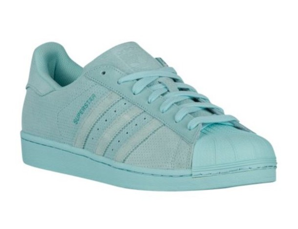 adidas baby blue superstar shoes
