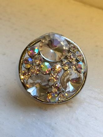 jewels crystal earrings stud earrings silver fashion jewelry