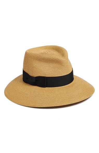 Eric Javits 'Phoenix' Packable Fedora Sun Hat | Nordstrom