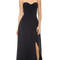 Zimmermann strapless underwire dress - navy