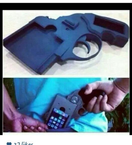 jewels iphone case accessories gun