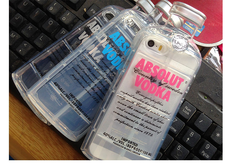 Absolut vodka iphone case cover – glamzelle
