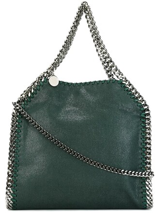 mini green bag