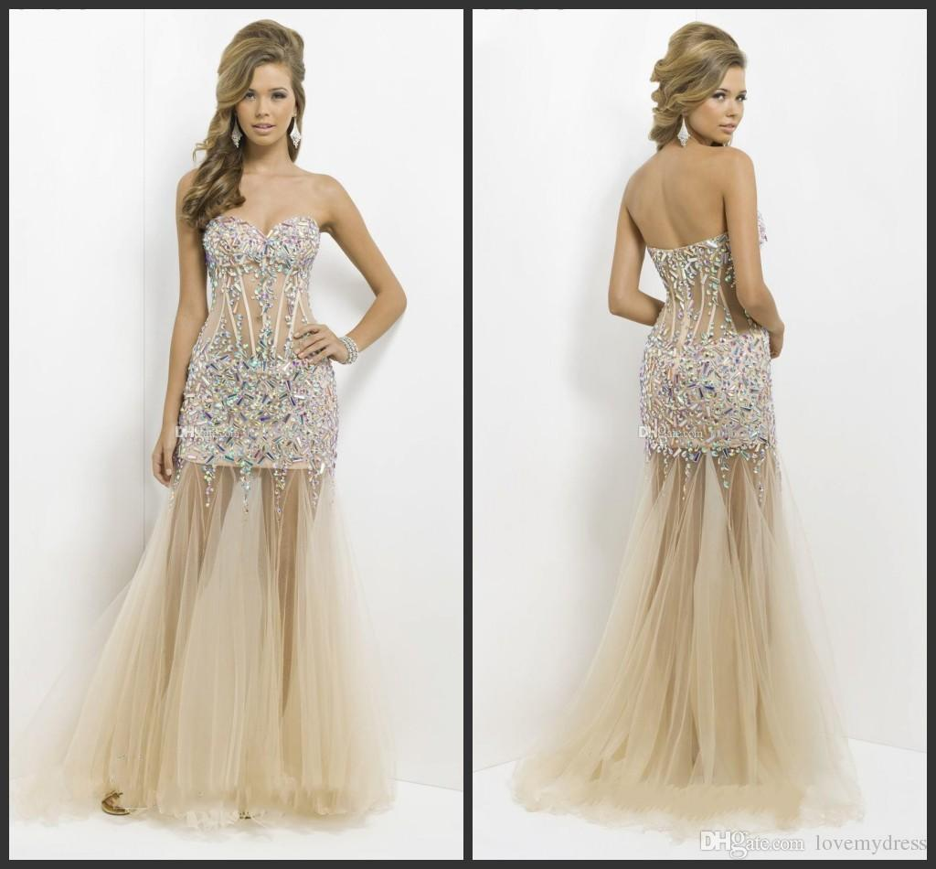 Black Prom Dresses Zipper Back Sweetheart Neck Full Crystals Sequins Iullsion Bodices Sexy Cheap Party Dresses Tulle Gown Make Your Own Prom Dress Modest Prom Dress From Lovemydress, $92.77| Dhgate.Com