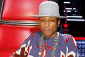 pharrell williams,sweater,the voice,mens accessories,mens sweater,menswear
