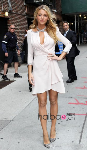 dress gossip girl blake lively celebrity dresses