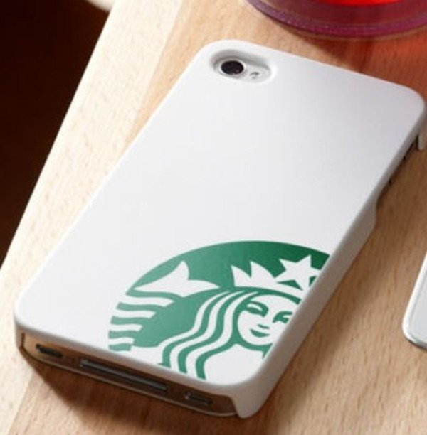 jewels iphone case starbucks coffee luv