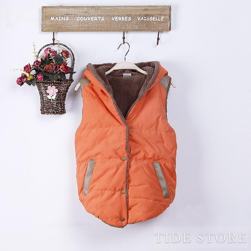 New Arrival Cool Cotton Hooded Down Jacket : tidestore.com
