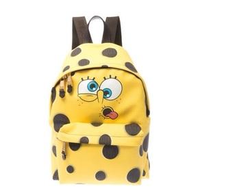 bag spongebob yellow