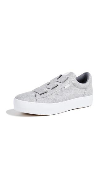 Keds Triple Cross Jersey Sneakers in gray