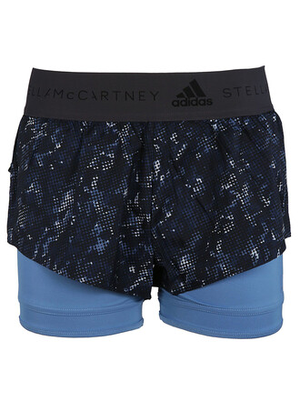 shorts run blue