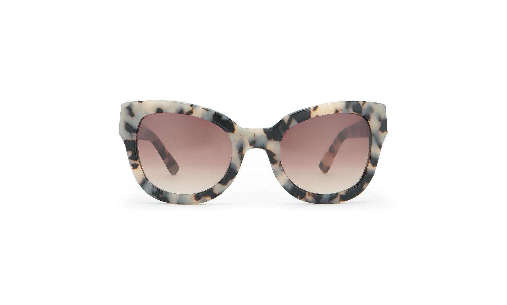 Suki square catseye sunglasses