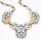 Bronze flower by jewelry
