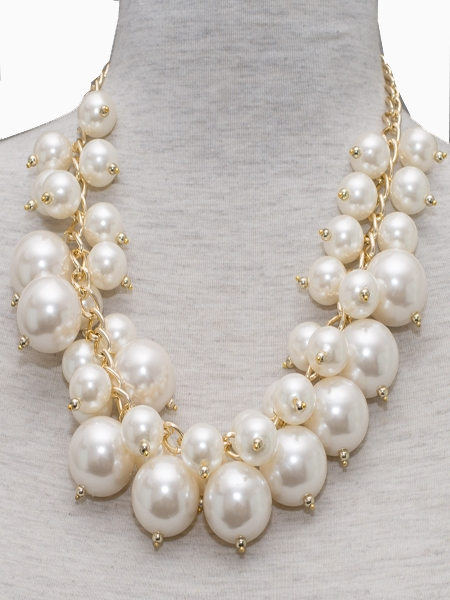 Pearl Necklace | Choies