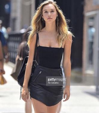 skirt black white brown pink leather denim mesh zip pencils shirt pants cool rad pretty cute wide-leg pants cute sandals cut-out dress