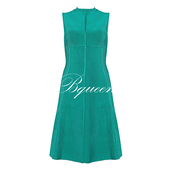 dress,stand,collar,zip,hem,bandage,green,bqueen,fashion,girl,sexy,chic,party,clubwear,evening dress,bandage dress