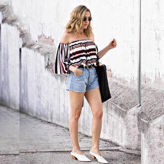 top off the shoulder summer cool fashion storets