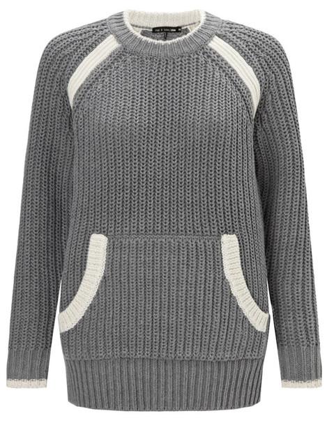 Rag & Bone jumper grey