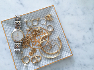 by funda blogger jewels watch ring gold