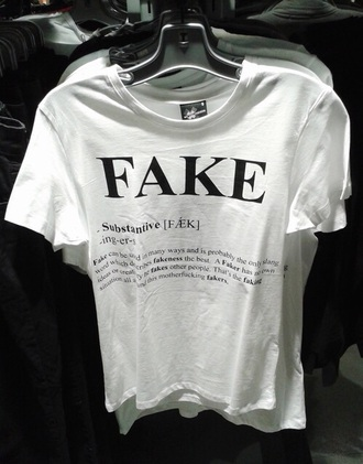 t-shirt fake tattoos whie shirt