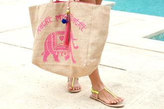 bag beach bag summer bag streetstyle stylemoi casual