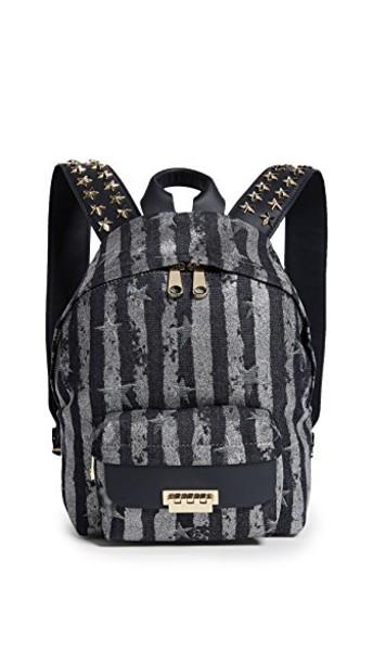ZAC Zac Posen backpack denim bag