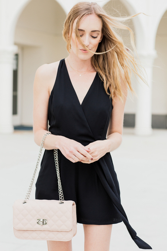 eat sleep wear blogger bag romper