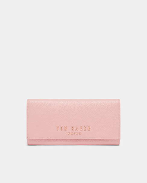 Ted Baker purse leather pink bag