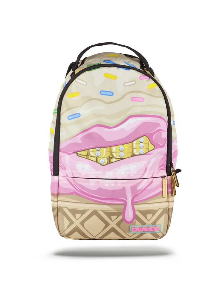 Lil Cupcake Grillz Sprayground Backpacks Bags And