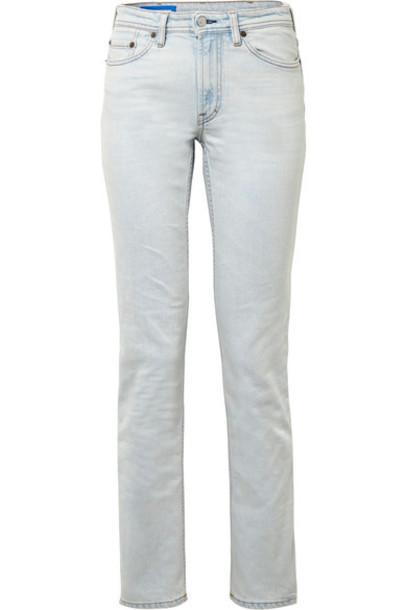 Acne Studios jeans denim light