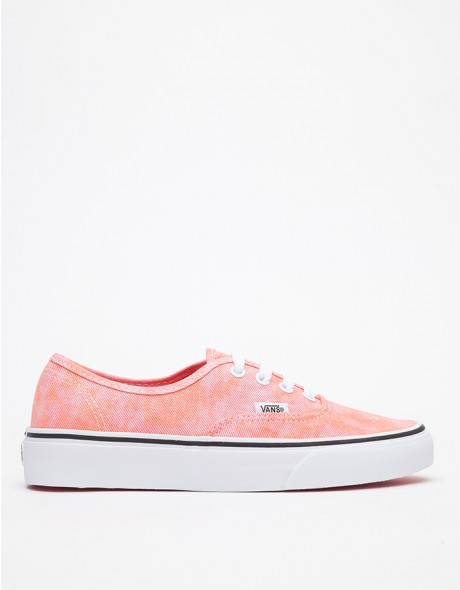 Authentic in Coral