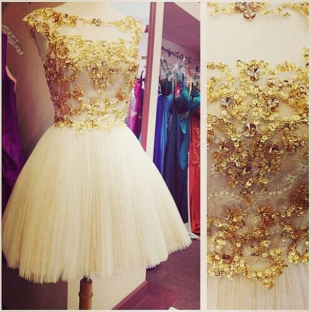 dress gold dress white dress glitter dress classy dress