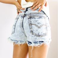 CLOTHES - Bottoms - Shorts - spsboutique