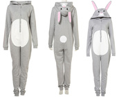 dress,pajamas,bunny,onesie,warm,winter outfits,holiday gift