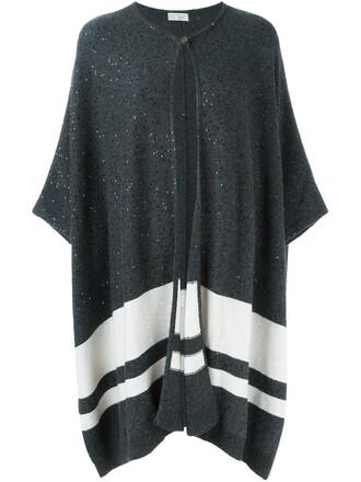 cardigan women silk grey sweater
