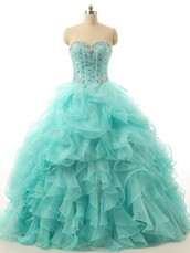 dress,prom,prom dress,dressofgirl,fabulous,ball gown dress,ball,pretty,special occasion dress,turquoise,turquoise dress,mint,mint dress,fashion,style,cute,cute dress,love,lovely,trendy,girly,fab,bridesmaid,long,long dress,strapless,sweetheart dress,strapless dress,sexy,sexy dress,wow,cool,vogue,amazing,crystal,organza,organza prom dresses